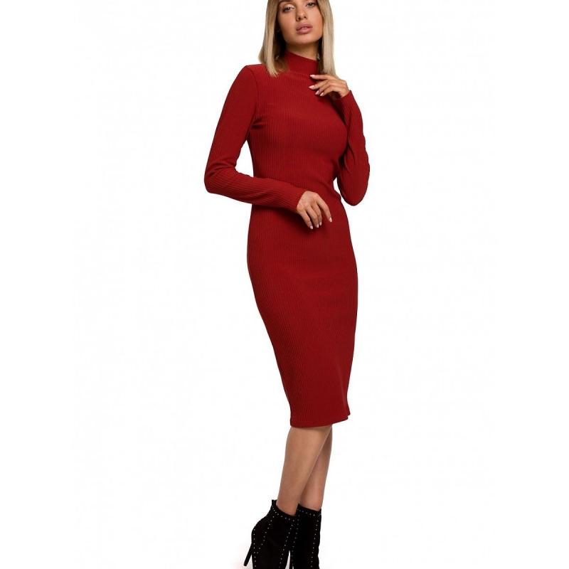 Πλεκτό Ρίπ Ζιβάγκο Φόρεμα 147990 Moe