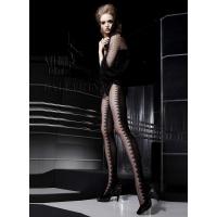 2211 BA Ballerina mink lurex tights