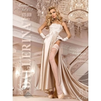 2241 BA Ballerina stay-ups with silicone and elegant design