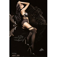 2252 BA Ballerina stockings with stretch top without silicone