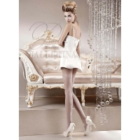 2253 BA Ballerina tights in lycra with sophisticated embroidery
