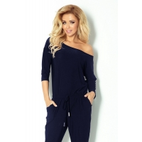 70059 NU Overall Sporty - Navy