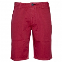 71310-20 Men's shorts chino's - red