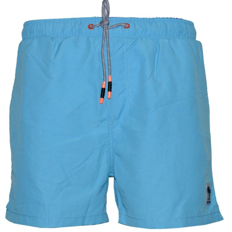 71321-09 Men's Swimsuit - turquoise