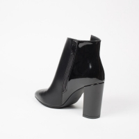 0777 ID Ankle boots - Black