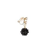 1458 LD Γυναικεία σκουλαρίκια - Χρυσό