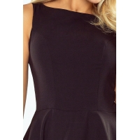 70124 NU Mini dress - black