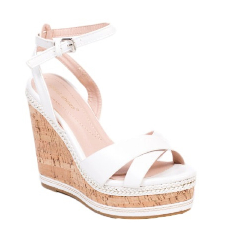 0746 ID Whomen's shoes - White