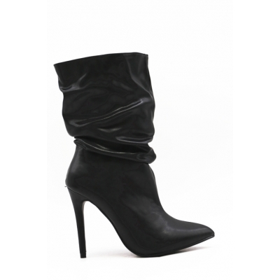 0761 ST Ankle Boot - Black