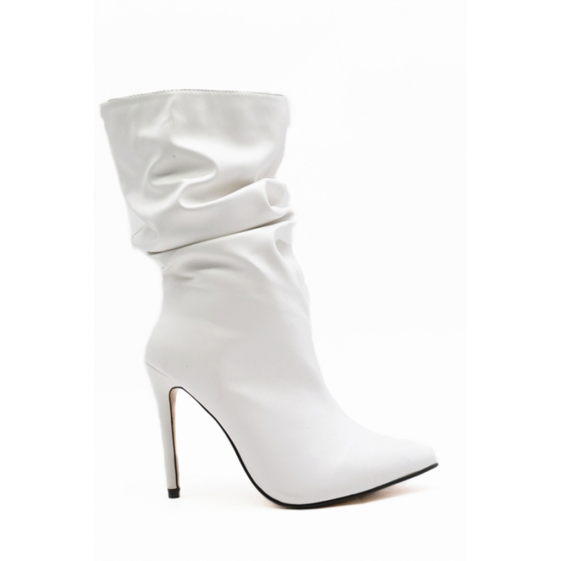 0762 ST Ankle Boot - White