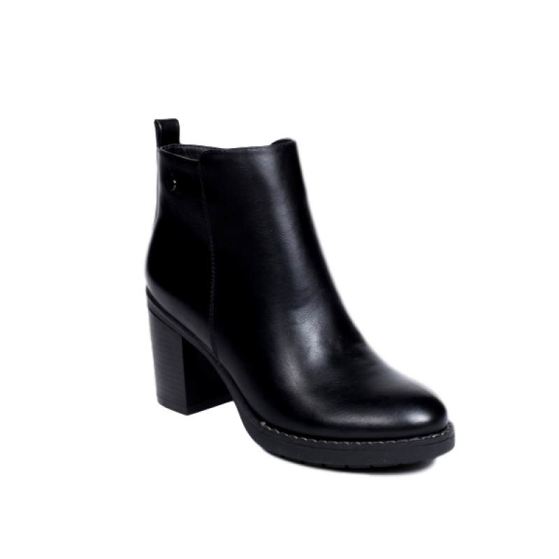0772 ID Ankle boots - Black