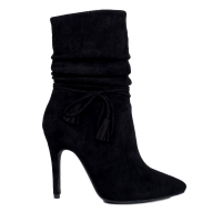 0779 ID Women's high ankle boots - Black