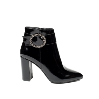 0783 ID Ankle boots - Black