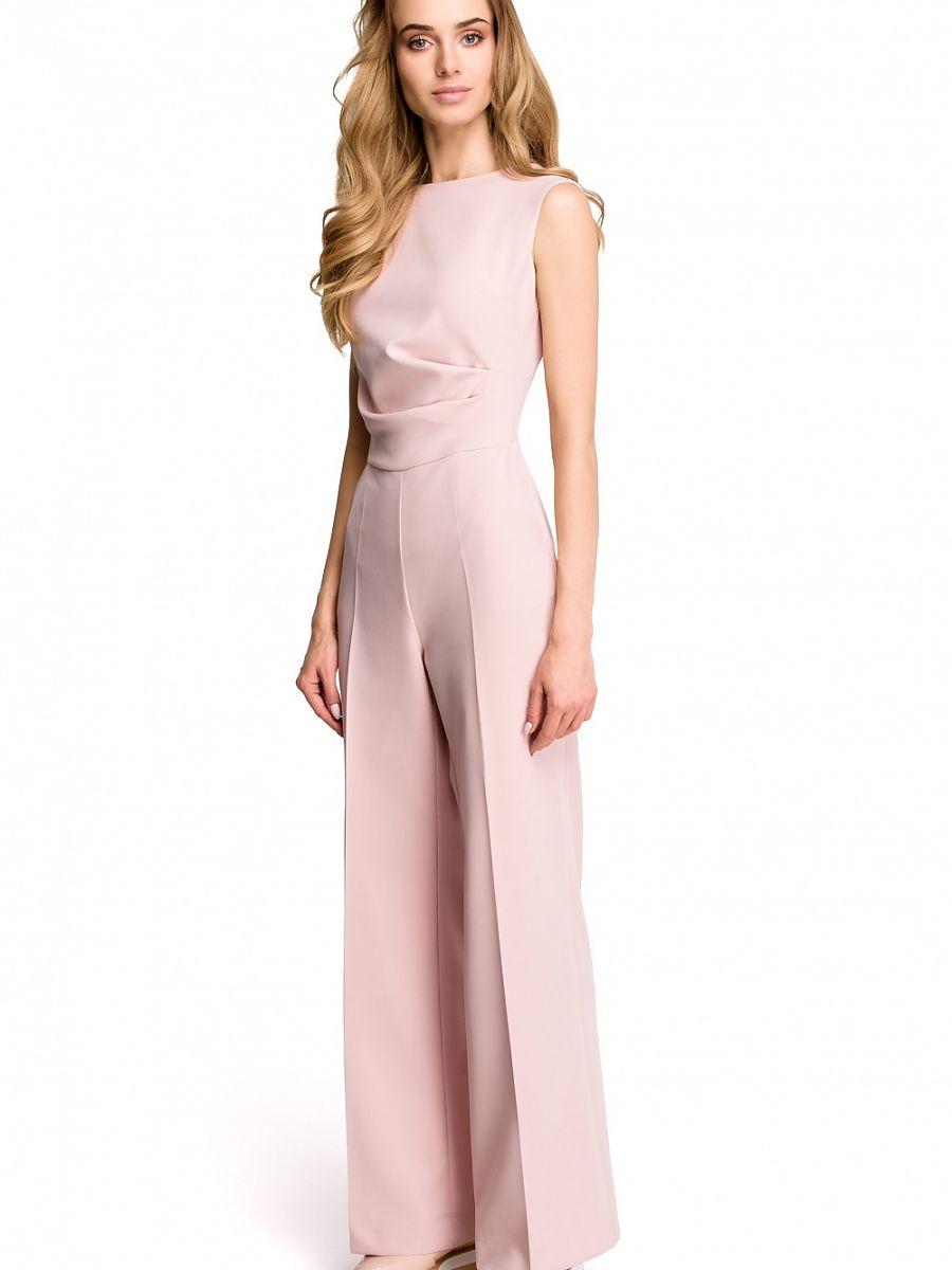 Ολόσωμη Φόρμα 116635 Style-Ροζ