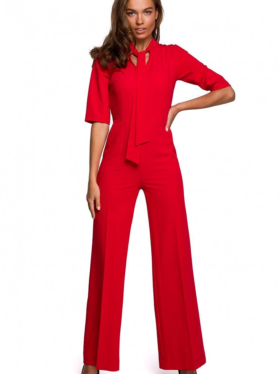 Ολόσωμη Φόρμα 149221 Style-Κοκκινο