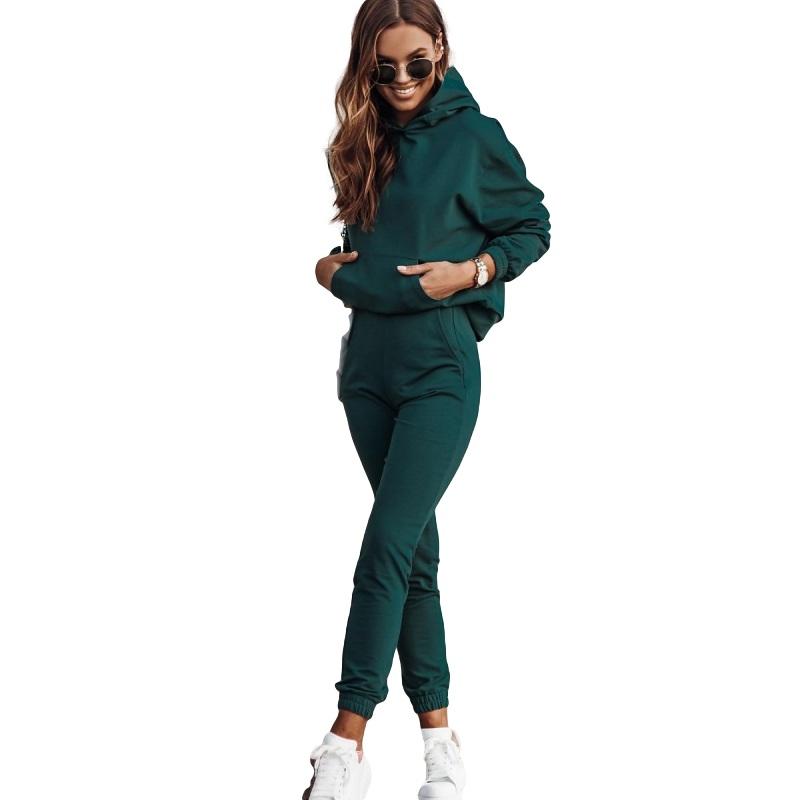 Γυναικείο Σετ Πράσινο 147101 IVON-Πρασινο